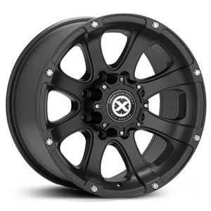 ATX Series Ledge 188  Wheels Teflon Black