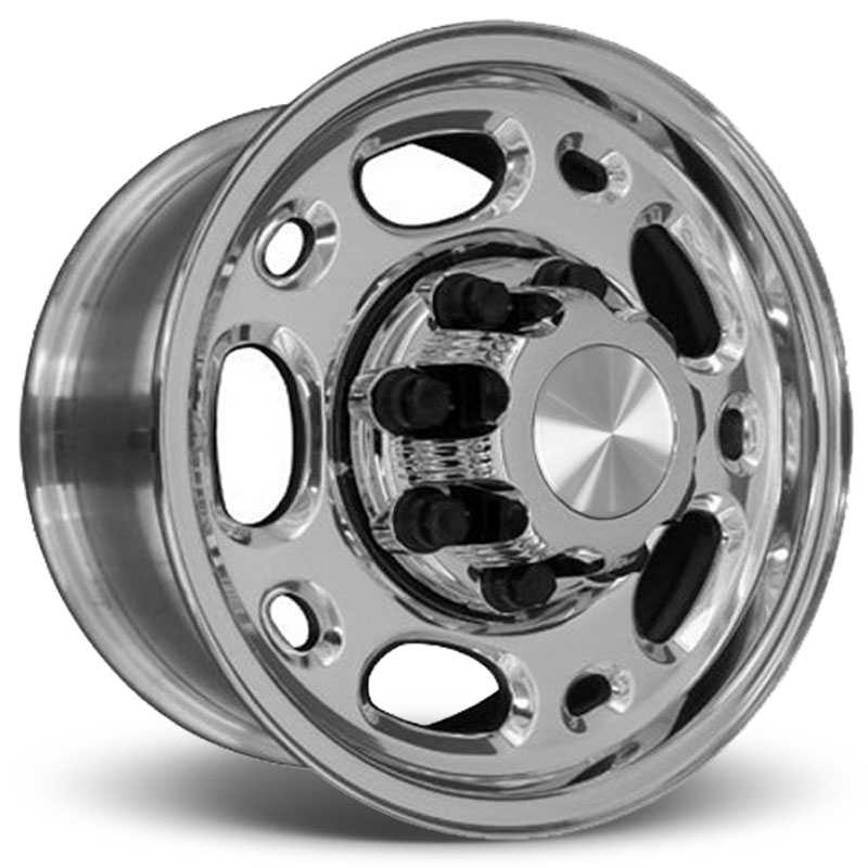 Chevy Suburban 2500 CV82  Wheels Polished