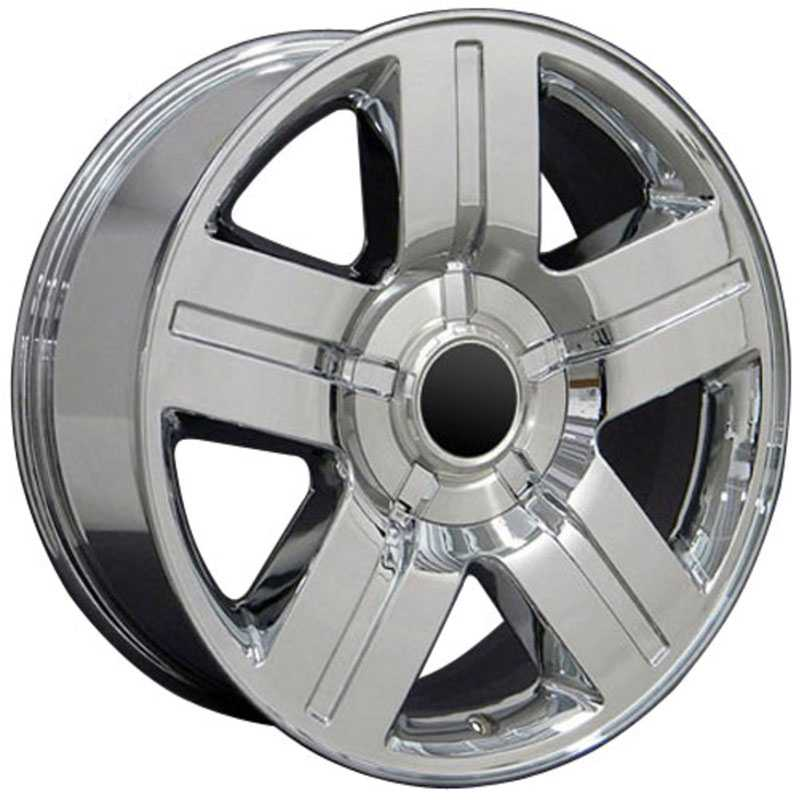 Chevy Texas CV84  Rims Chrome