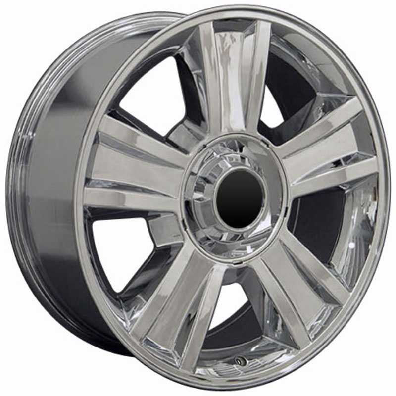 Chevy Tahoe CV86  Rims Chrome