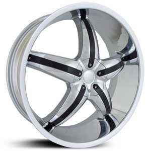 DZ 101  Wheels Chrome