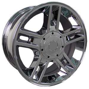 Fits Ford F-150 Harley FR81  Wheels Chrome