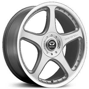 Lorenzo 028  Wheels Silver