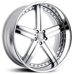 Mandrus Stuttgart  Rims Chrome