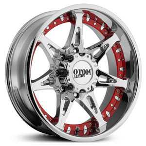 Moto Metal MO961  Wheels Chrome