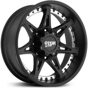 Moto Metal MO961  Wheels Satin Black