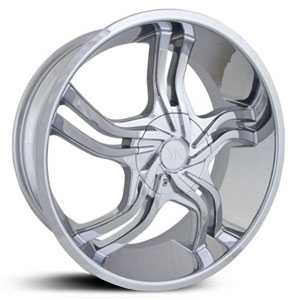SIK 003  Wheels Chrome