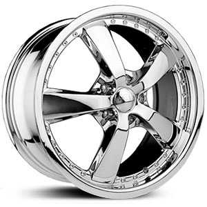 Velocity 178  Wheels Chrome