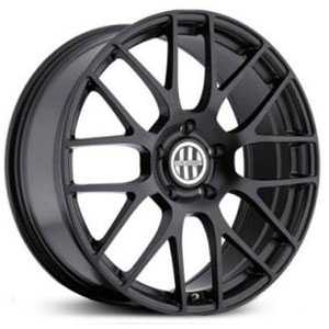 Victor Equipment Innsbruck  Wheels Matte Black