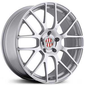 Victor Equipment Innsbruck  Wheels Silver/Machined