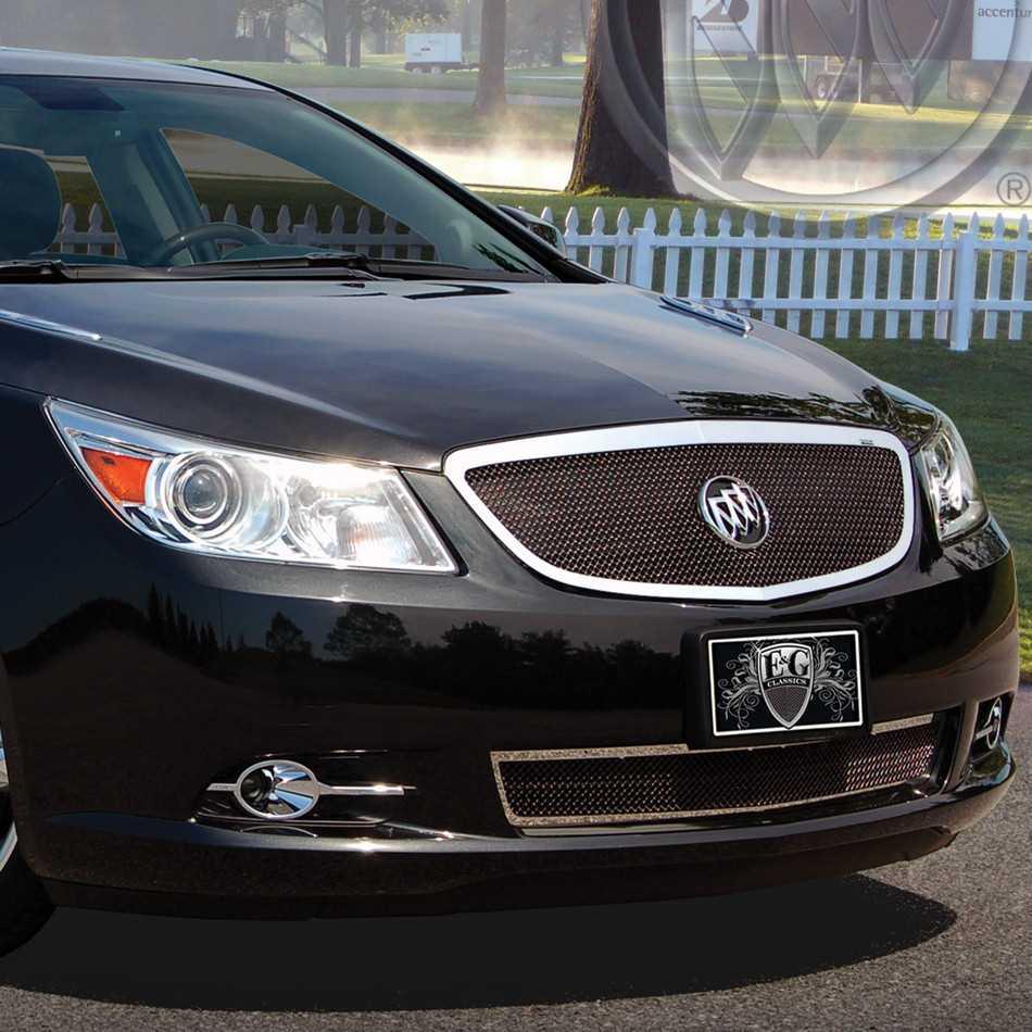 2013 Buicks: E&G Classics 2010-2013 Buick Lacrosse Grille 2Pc Fine Mesh