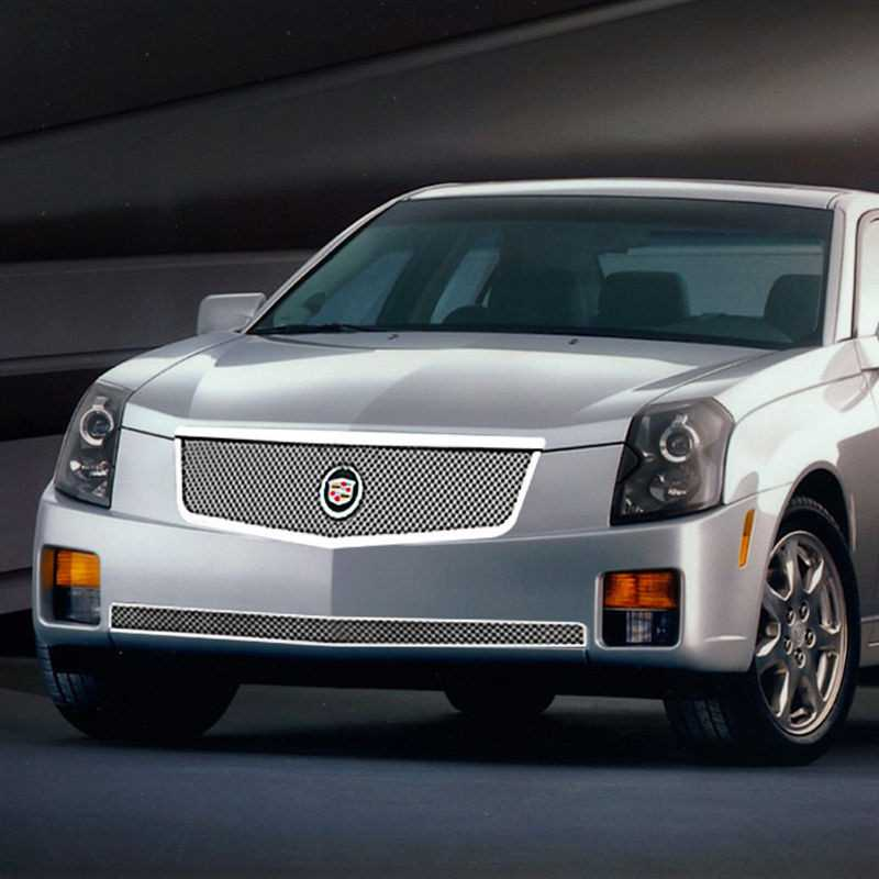 E&G Classics 2003-2007 Cadillac CTS Grille Classic Mesh 2