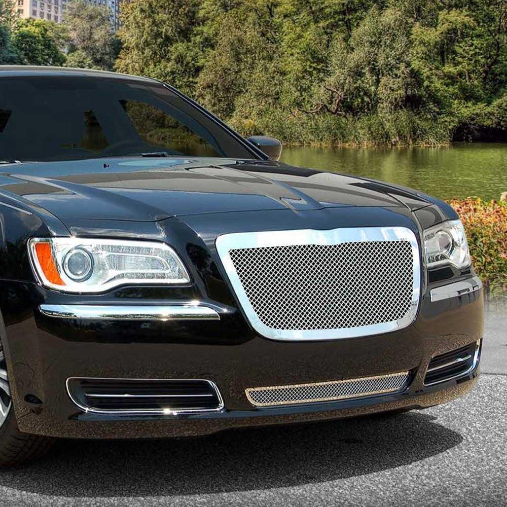 E&G Classics 2011-2014 Chrysler 300 Grille Fine Mesh