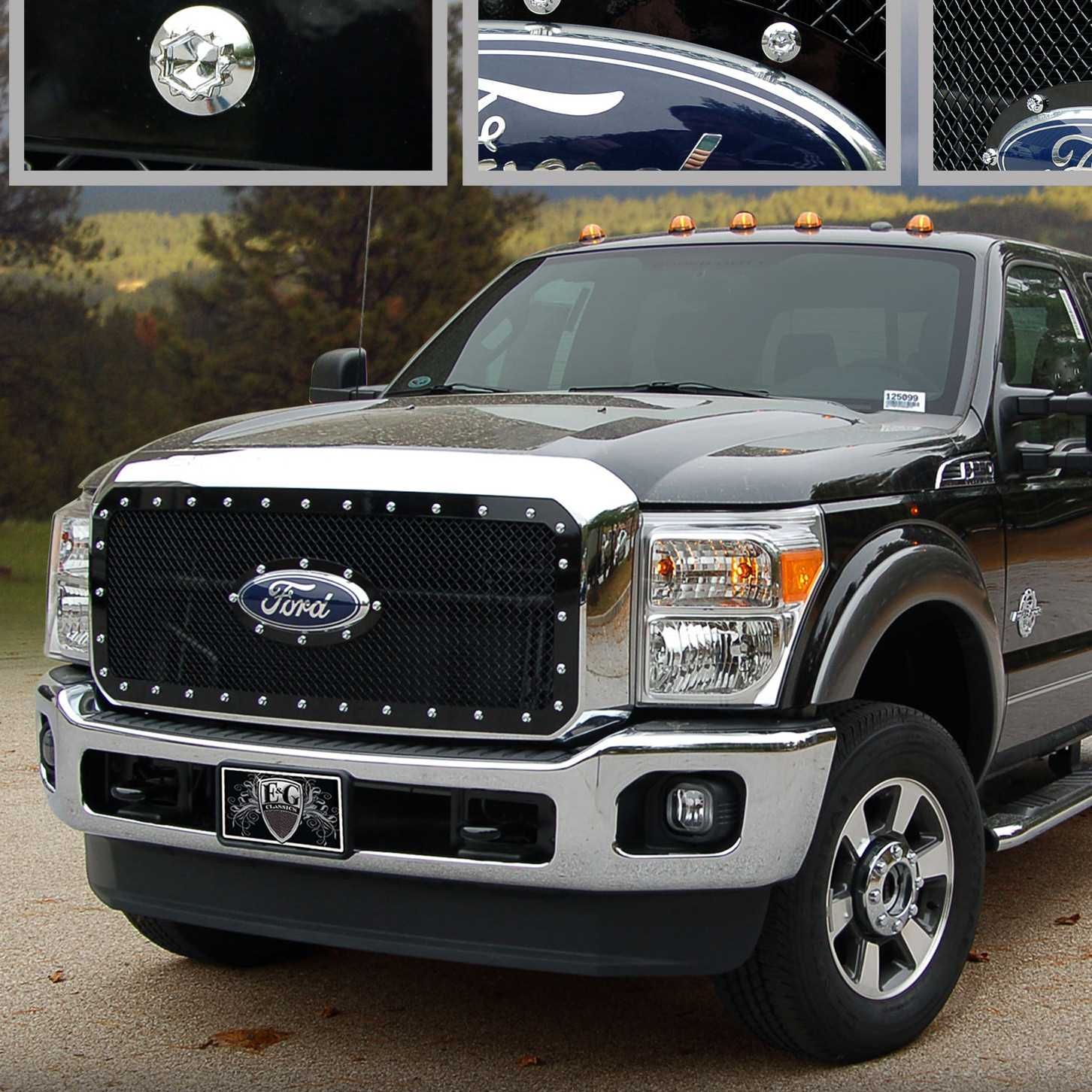 2015 ford f 350 mesh autos post. Black Bedroom Furniture Sets. Home Design Ideas
