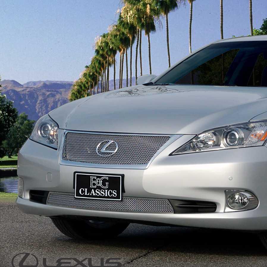 2010 Lexus Gs 350: E&G Classics 2010-2012 Lexus ES 350 Grille 2Pc Fine Mesh