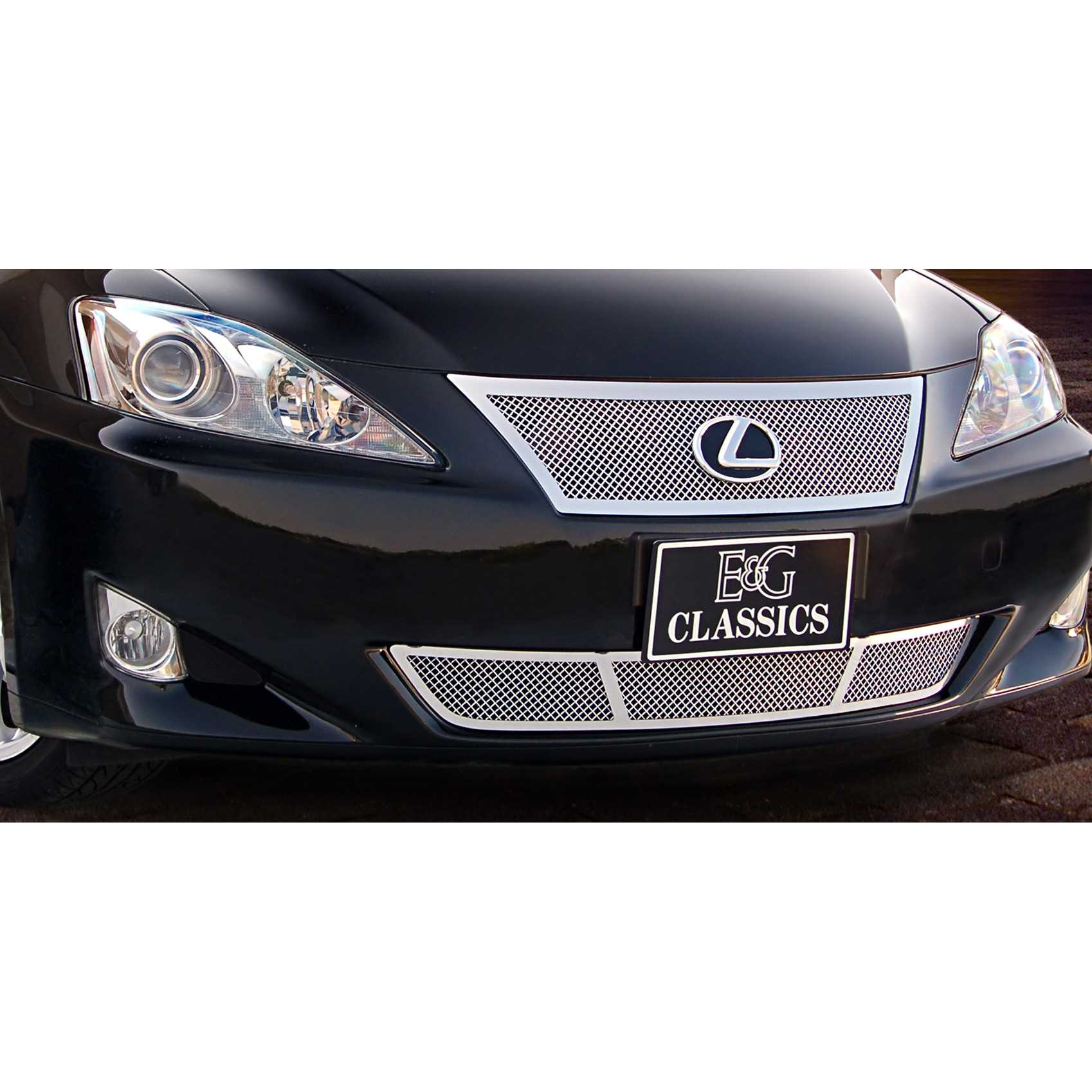 2008 Lexus Is 250 Price: E&G Classics 2006-2008 Lexus IS 250/350 Grille 2Pc Fine