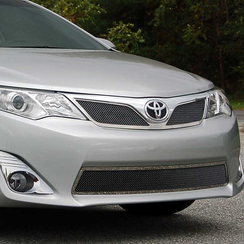 2014 toyota camry chrome grills autos post. Black Bedroom Furniture Sets. Home Design Ideas