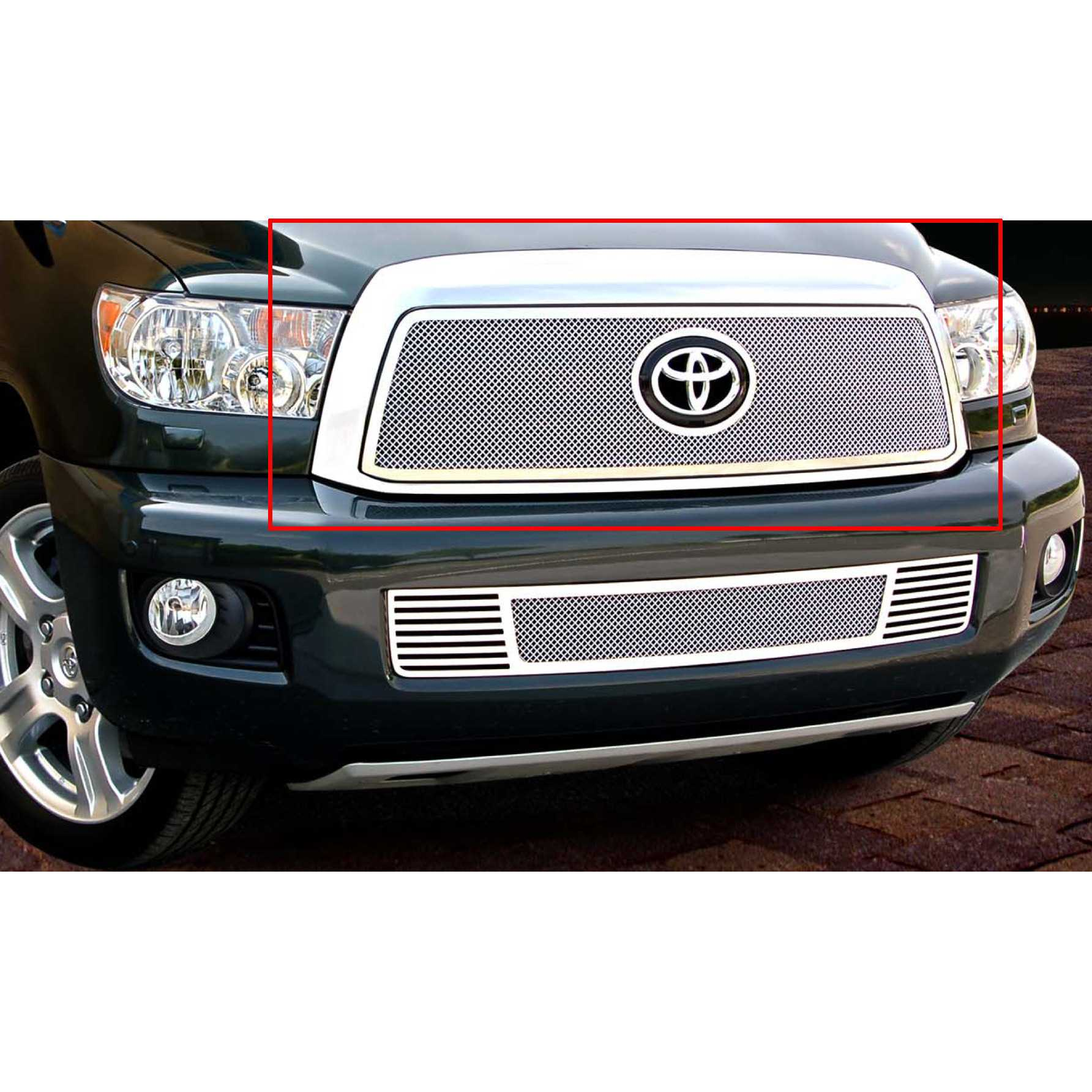 Toyota Sequoia: E&G Classics 2008-2016 Toyota Sequoia Grille Fine Mesh