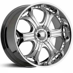Buy Akuza 504 Spur Wheels Rims Online 504