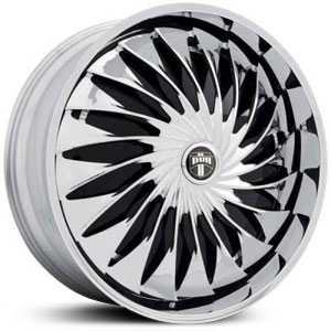 Dub Fanatic Spinner Chrome