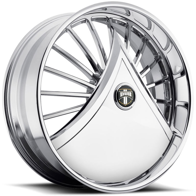Dub Shokka Skirt 601S Chrome