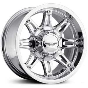 Eagle Alloy 027 Chrome
