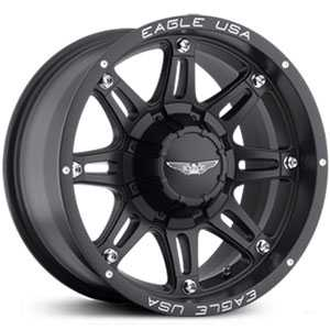 Eagle Alloy 027 Black