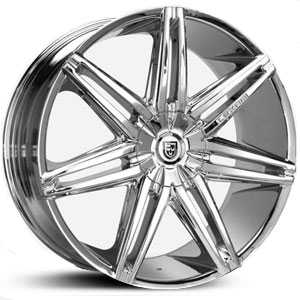Lexani Johnson II  Wheels Chrome