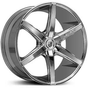 Lexani R-6  Rims Chrome