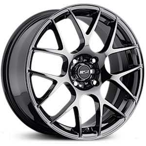 MSR 095  Wheels Black Pearl