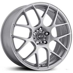 MSR 095  Wheels Silver