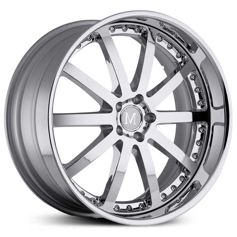 Mandrus Velo  Rims Chrome