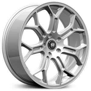 Motegi Racing MR120 Silver/Grey/Gunmetal