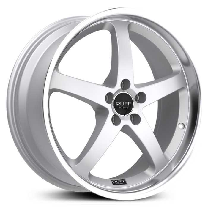Ruff Racing R357 Silver/Grey/Gunmetal
