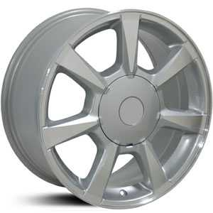 Cadillac CTS STS  Wheels Silver w/Machined Face