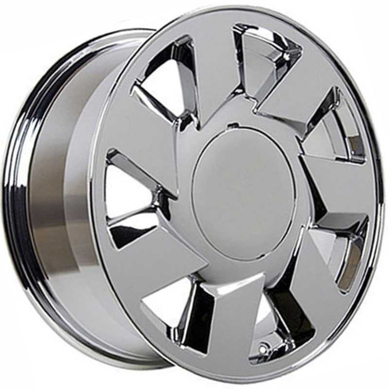 Cadillac DTS  Wheels Chrome
