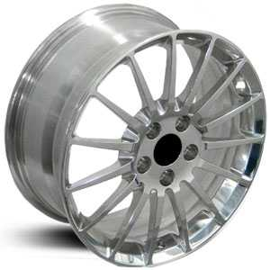 Cadillac XLS  Wheels Polished