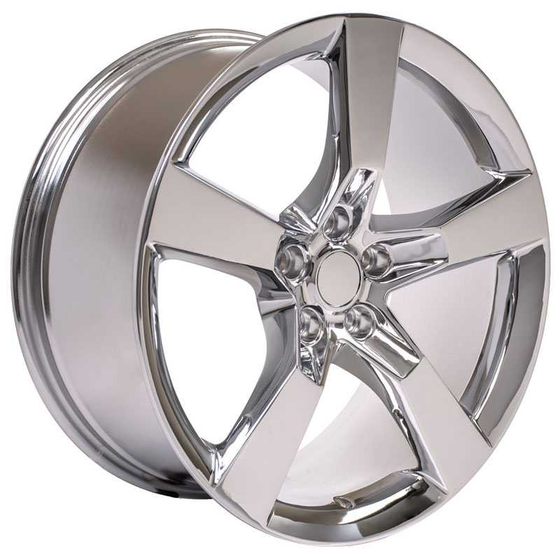Chevy Camaro SS CV11  Wheels Chrome