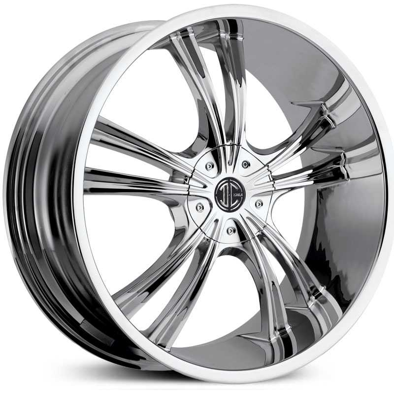 2Crave No 02  Wheels Chrome