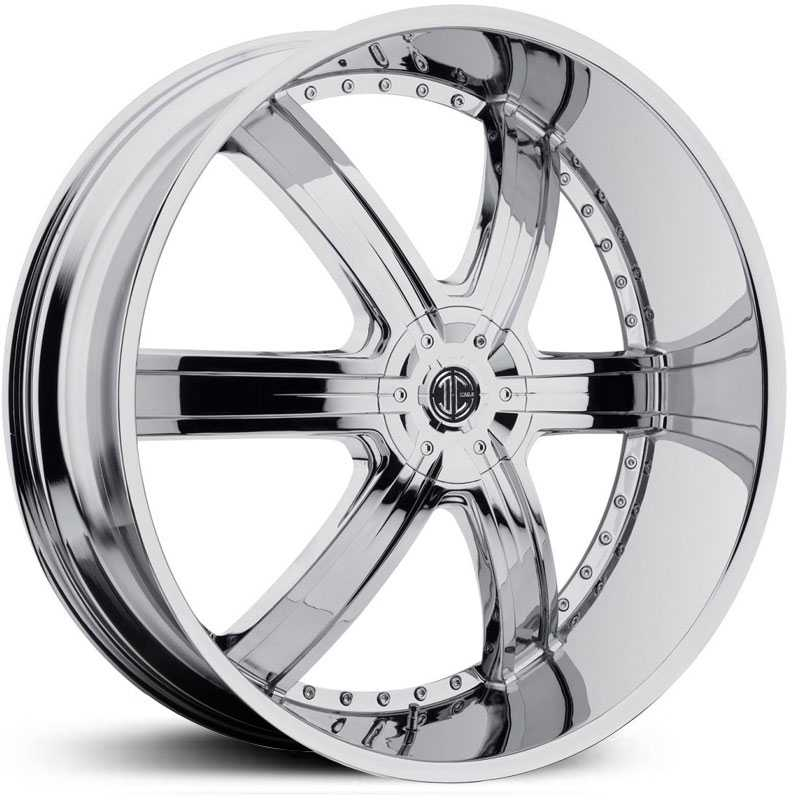 2Crave No 04  Wheels Chrome