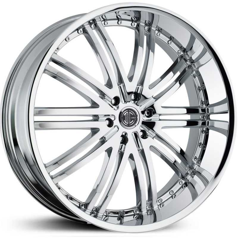 2Crave No 11  Wheels Chrome