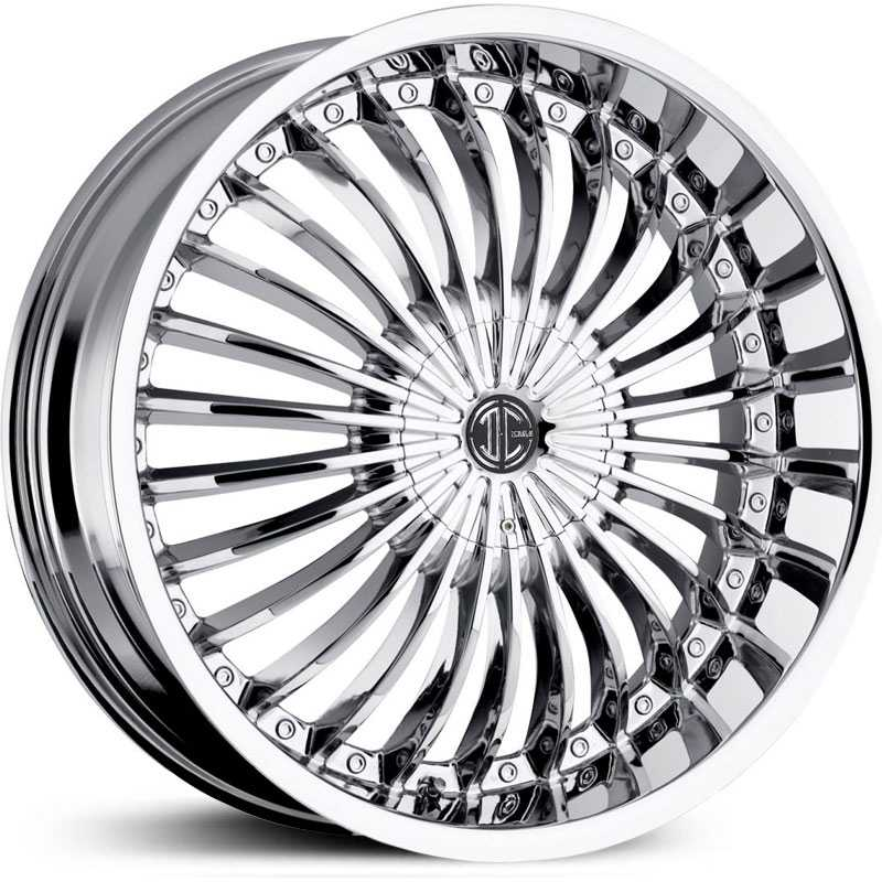2Crave No 13  Wheels Chrome