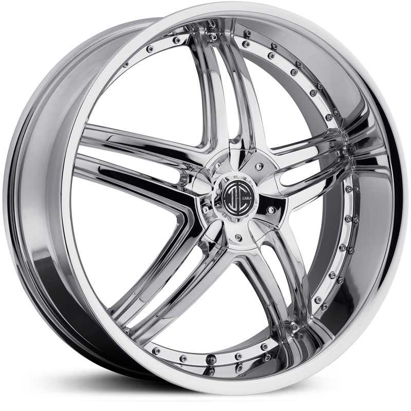 2Crave No 17  Wheels Chrome