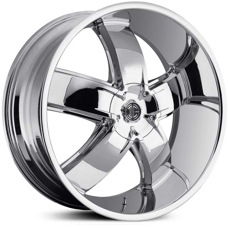 2Crave No 18  Wheels Chrome