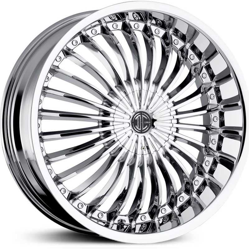 2Crave No 19  Wheels Chrome