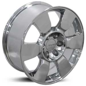 Chevy GMC Sierra CV90  Wheels Chrome