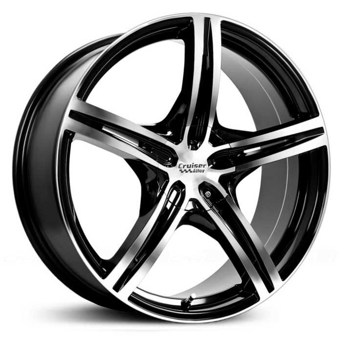 Cruiser Alloy 917MB Eclipse Silver/Grey/Gunmetal