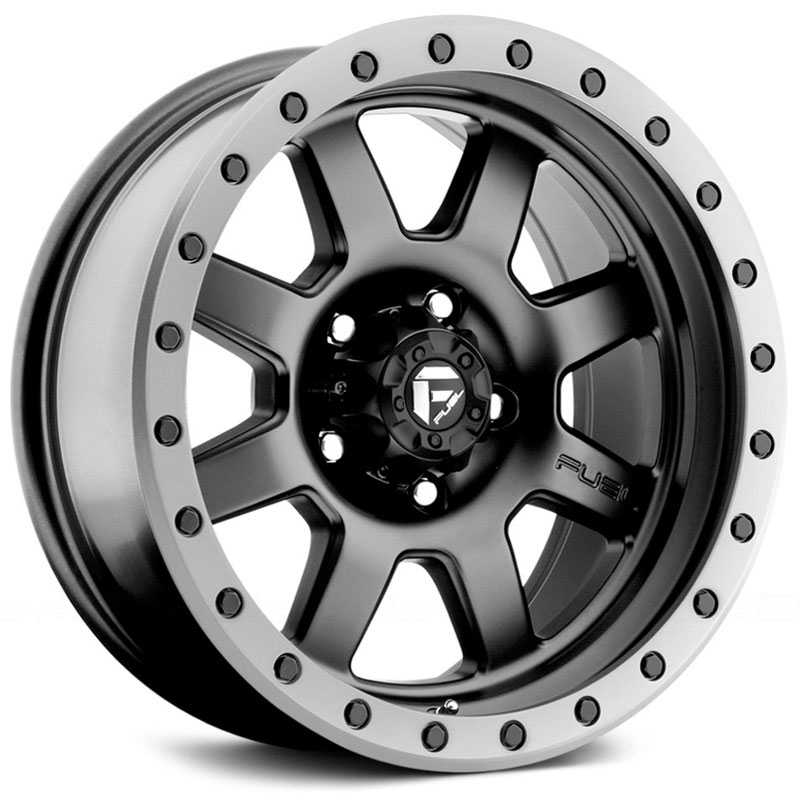 D551 Trophy Matte Black & Matte Anthracite