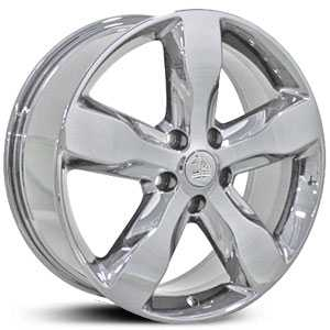 Jeep Grand Cherokee JP11  Wheels Chrome