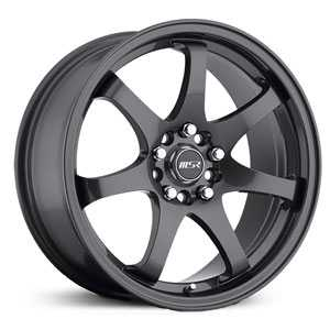 MSR 013  Wheels Gunmetal
